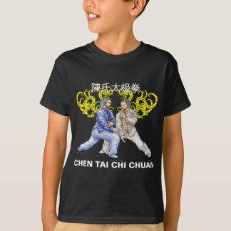 Camiseta de la oscuridad de Chuan de la ji de Chen Playera