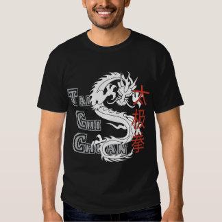 Camiseta de la oscuridad de Chuan de la ji del Tai Camisas