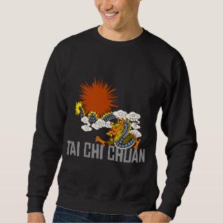 Camiseta de la oscuridad de Chuan de la ji del Tai Sudadera