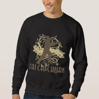 Camiseta de la oscuridad de Chuan de la ji del Tai Sudadera Con Capucha