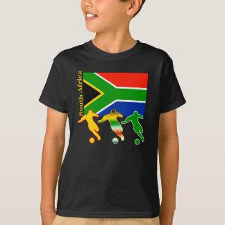 Camiseta de la oscuridad de Suráfrica del fútbol Playeras