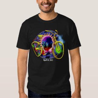 Camiseta de la oscuridad del paseo salvaje de polera