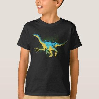 Camiseta de la oscuridad del Therizinosaurus