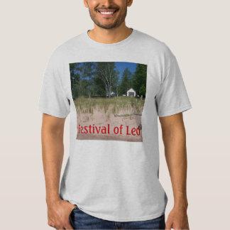 Camiseta de la pegatina para el parachoques del camisas