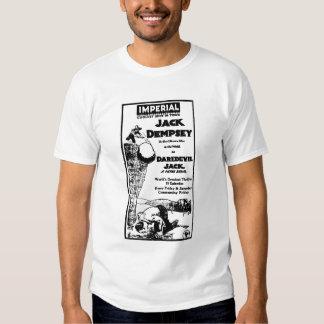 Camiseta de la película de Jack Dempsey Remeras