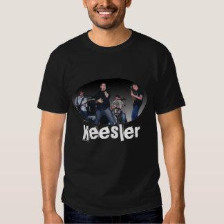 Camiseta de la pendiente de Keesler B/W Remera