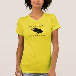 Camiseta de la pereza de Costa Rica Vida