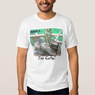 Camiseta de la pereza remeras
