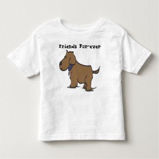 Camiseta de la Piel-nunca de los amigos Camisas