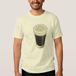 Camiseta de la pinta del trébol remeras