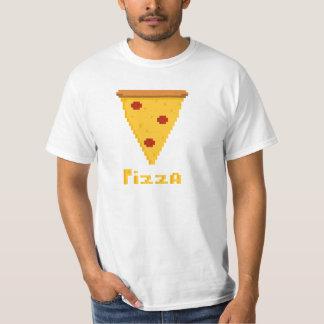 Camiseta de la pizza de 8 pedazos camisas