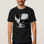 Camiseta de la placa giratoria de DJ del bebé Camisas