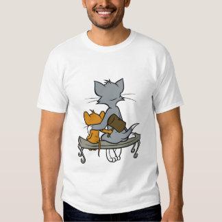 camiseta de la plantilla - modificada para poleras