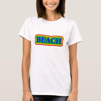 Camiseta de la playa