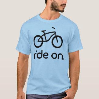 Camiseta de la playa de On™ del paseo