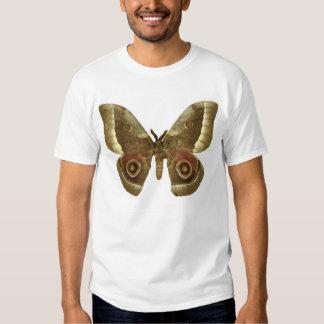 Camiseta de la polilla playeras