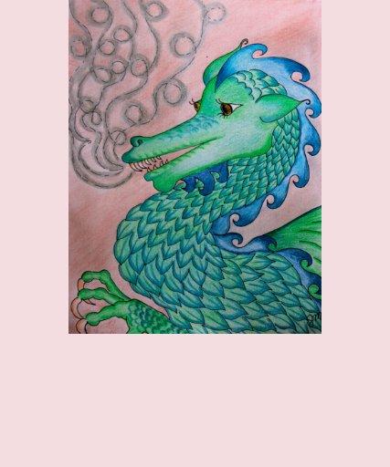 Camiseta de la postura del dragón
