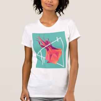 Camiseta de la precipitación del azúcar remeras