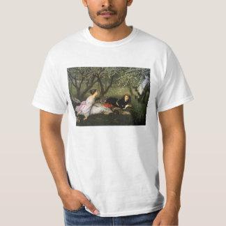 Camiseta de la primavera de James Tissot Remera
