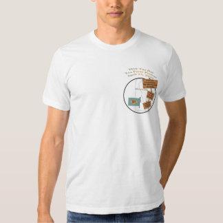 Camiseta de la protesta de la fiesta del té del playera