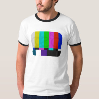 camiseta de la prueba de pantalla de la C.C. Remera