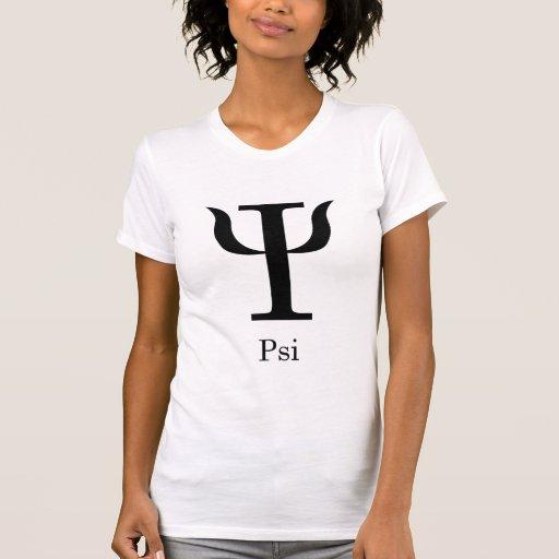 Camiseta de la PSI