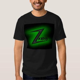Camiseta de la radio de Z Remera