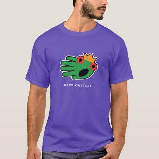 Camiseta de la rana