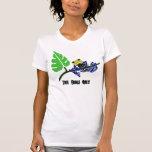 Camiseta de la rana arbórea