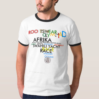 Camiseta de la RAZA del SUAJILI YACTH
