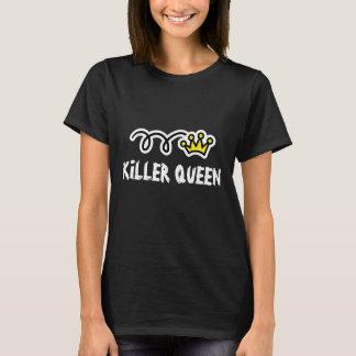 Camiseta de la reina del asesino