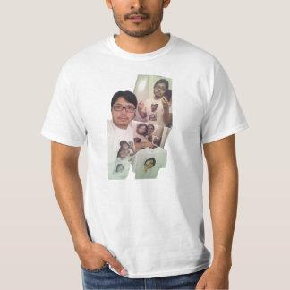 camiseta de la repetición 4 del autor playeras