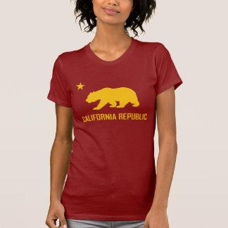 Camiseta de la república de California