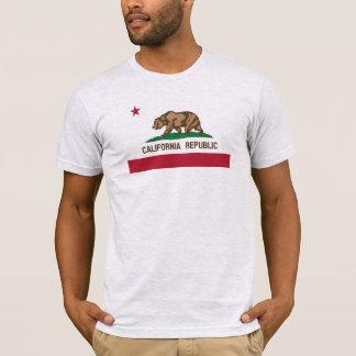 Camiseta de la REPÚBLICA de CALIFORNIA de los
