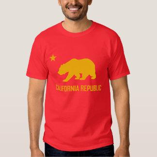 Camiseta de la república de California Polera