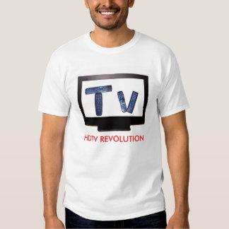 Camiseta de la revolución de la TVAD Playera