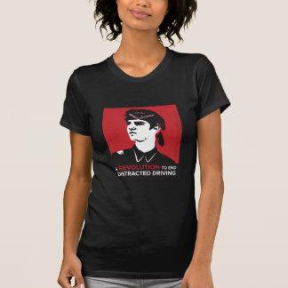 Camiseta de la revolución de las señoras APB Playeras