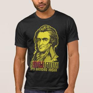 Camiseta de la revolución de Thomas Paine Playeras