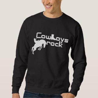 Camiseta de la roca de los vaqueros jersey