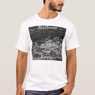 Camiseta de la roca del puerto