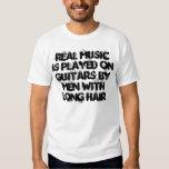 Camiseta de la roca remeras