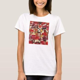 Camiseta de la rosaleda de Paul Klee