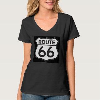 Camiseta de la ruta 66 playeras