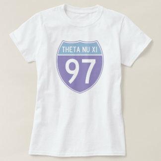 Camiseta de la ruta 97 poleras