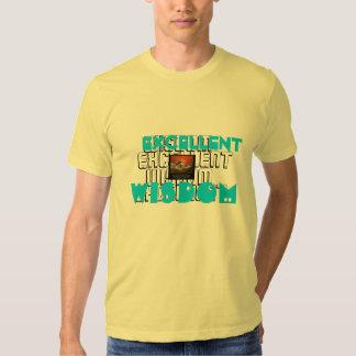 camiseta de la sabiduría remeras