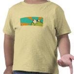 "Camiseta de la ""sal"" del arte pop"