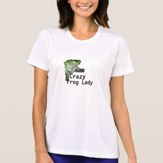 Camiseta de la señora GR de Crazy Frog