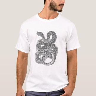Camiseta de la serpiente de cascabel