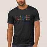 Camiseta de la snowboard de los individuos de Suga