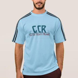 Camiseta de la tecnología de Adidas de los hombres Poleras
